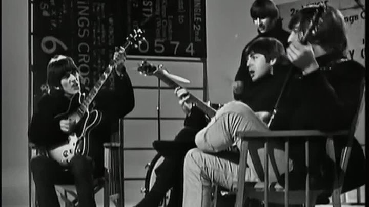 The Beatles - Ticket To Ride (Live) 1966
