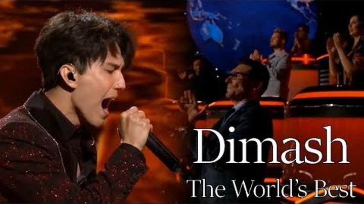 Dimash Performs S.O.S. on The World's Best (HD)