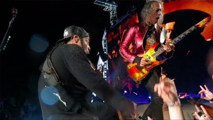 Metallica - For Whom the Bell Tolls (Milan, Italy - May 8, 2019) [Multicam by MetallicaLiveHD] (4K)