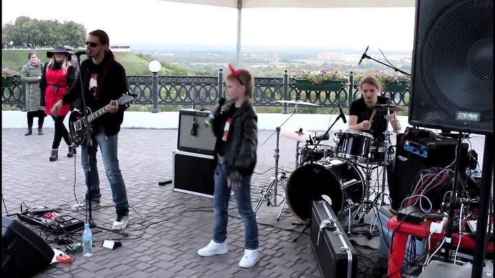 Highway to Hell - Free Fire (AC/DC cover version) 30.09.16
