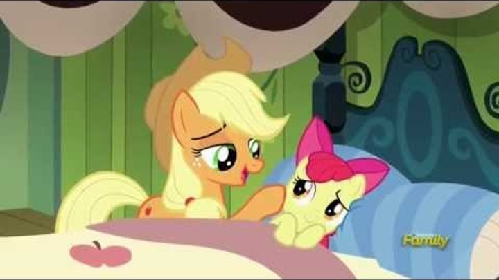 [♫] My Little Pony - Applejack's Lullaby + Reprise (Bloom and Gloom - Season 5, Episode 4)