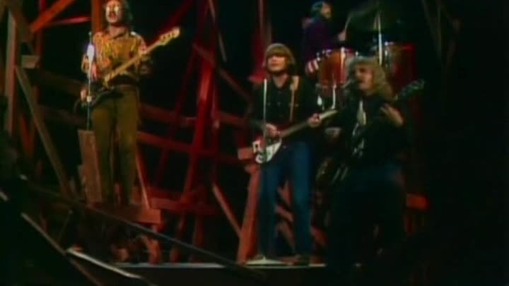 Creedence Clearwater Revival - Down On The Corner (1969)