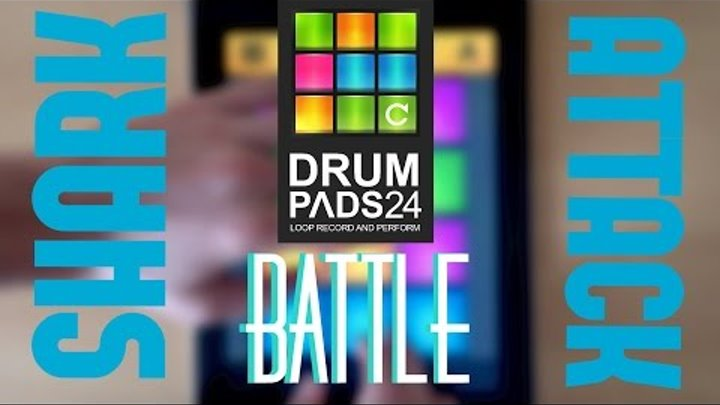 Drum Pads 24 Shark Attack (Special For Battle With MELLITARETS)