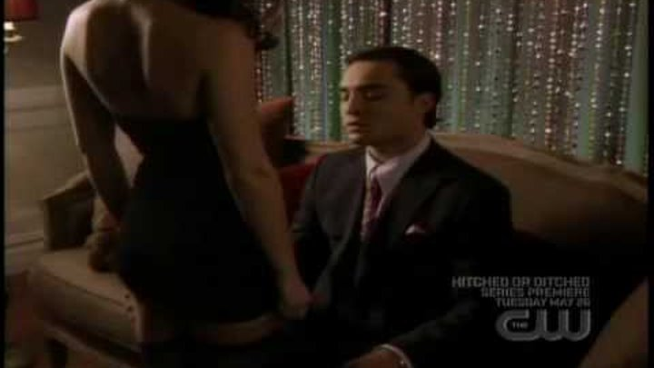 Gossip Girl 2x25: Blair seduces Chuck
