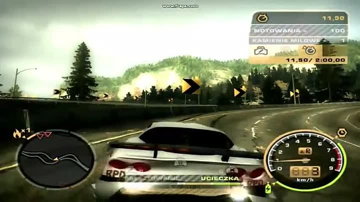 need for speed most wanted 700km-h !!