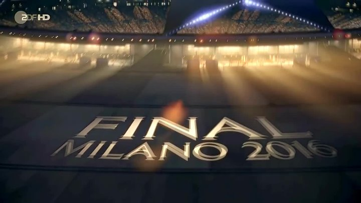 UEFA Champions League Final Milan 2016 Intro HD