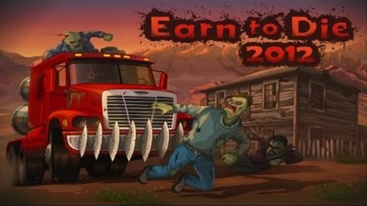 Флеш игра-Earn to Die.(1 серия).