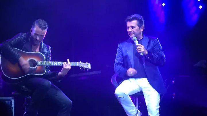 Thomas Anders - YMHYMS & Win the race (Budapest Park 17.09.2016)