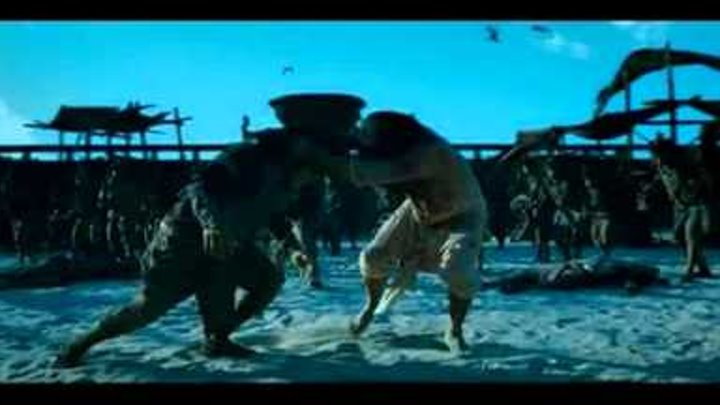 Ong Bak 3 fight scene ( Tony Jaa )