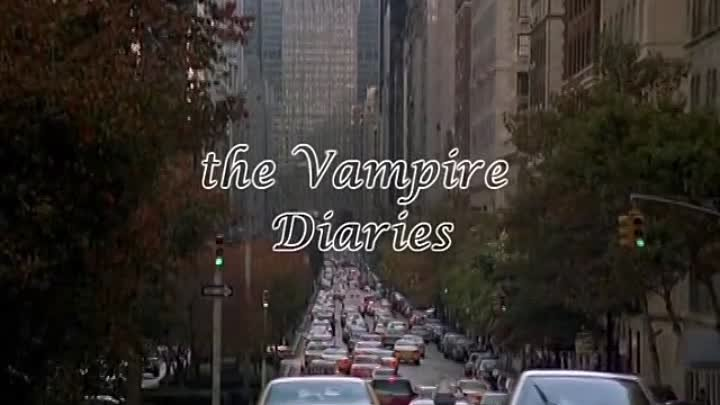THE VAMPIRE DIARIES - BECAUSE THE NIGHT (4x17) OPENING CREDITS