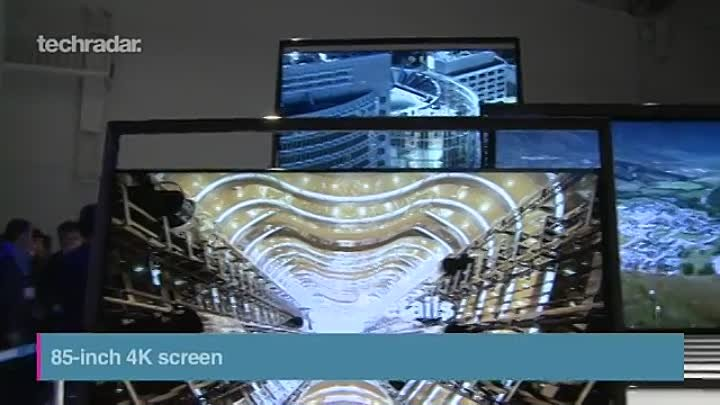 Samsung Ultra HD TV Samsung Curved OLED TV First Look @ CES 2013 - YouTube