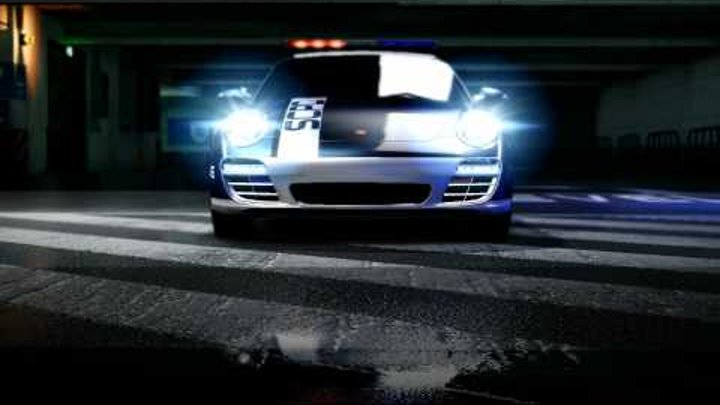 Need for Speed Hot Pursuit - Police Chase Gameplay