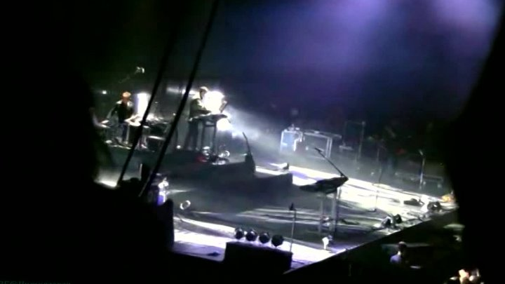 """A-ha - Train Of Thought (Live at """"Ice Palace"""", St.-Petersburg, Russia, 20.11.2009)"""