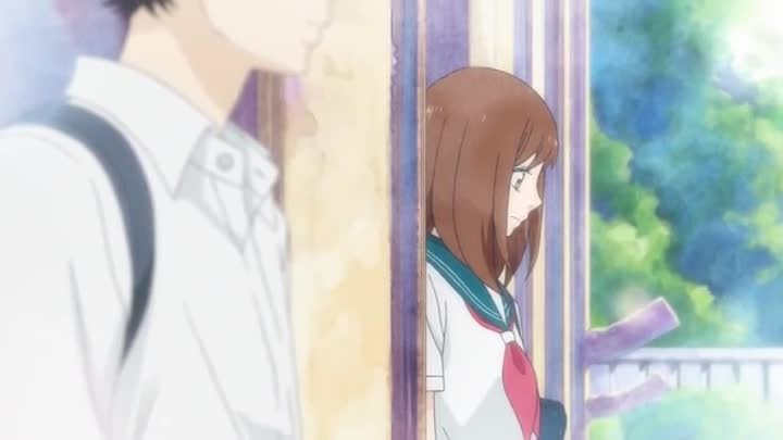 Ao Haru Ride - épisode 1 vf