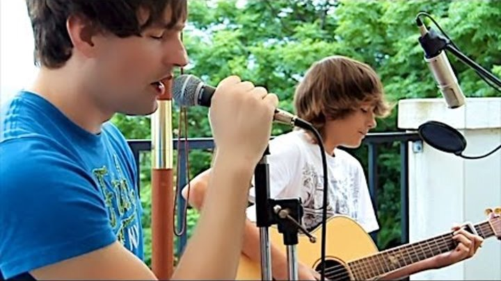 Next to you - Chris Brown, Justin Bieber cover by Patrick Sean Bradley & Richardt Wissink