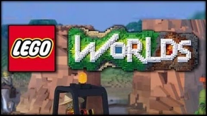 Где скачать игру (where to download the game ) - LEGO Worlds ?!