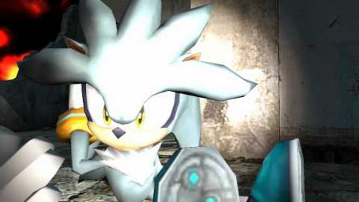 Shadow And Silver Watch Five Sonic Generations Trailers