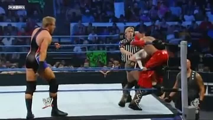 WWE Smackdown 6/18/10 Rey Mysterio, Big Show Vs Jack Swagger, Cm Punk (HQ)