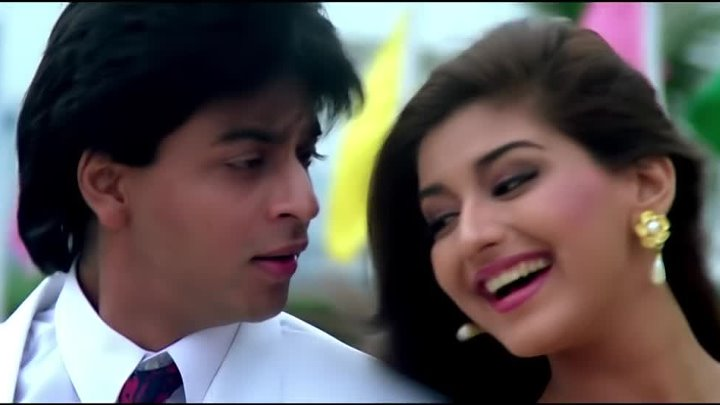 Deewana Main Tera Deewana ¦ Full Song ¦ English Babu Desi Mem ¦ Shah Rukh Khan, Sonali Bendre