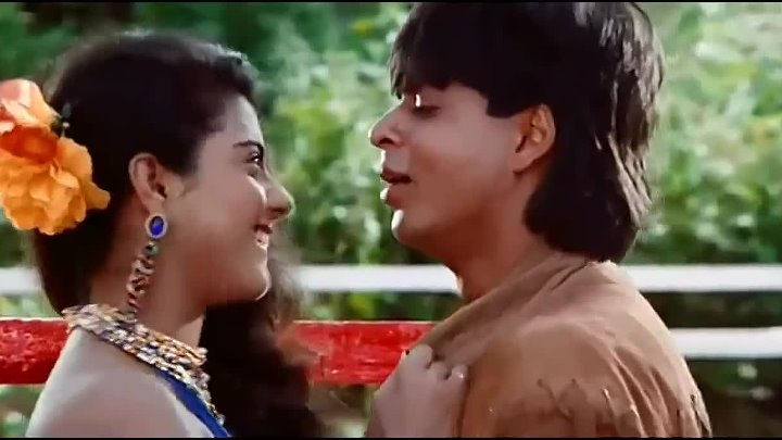 Jaati Hoon Main HD-Shah Rukh Khan +Kajol Hit Song