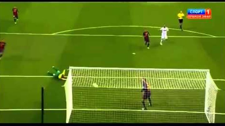 REAL MADRID Vs. BARCELONA (3-1) All Goals and Full Match Highlights 26/2/2013 Copa Del Rey [HD]