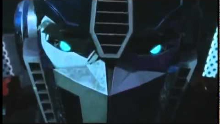 Get Up and Fight :: Transformers Prime