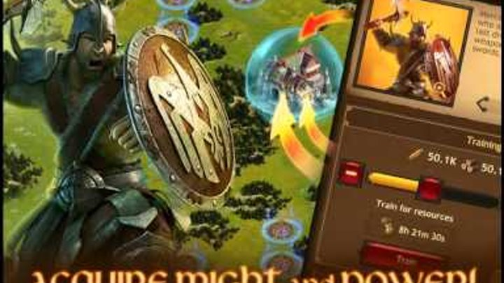 Vikings : War of Clans - обзор игры *