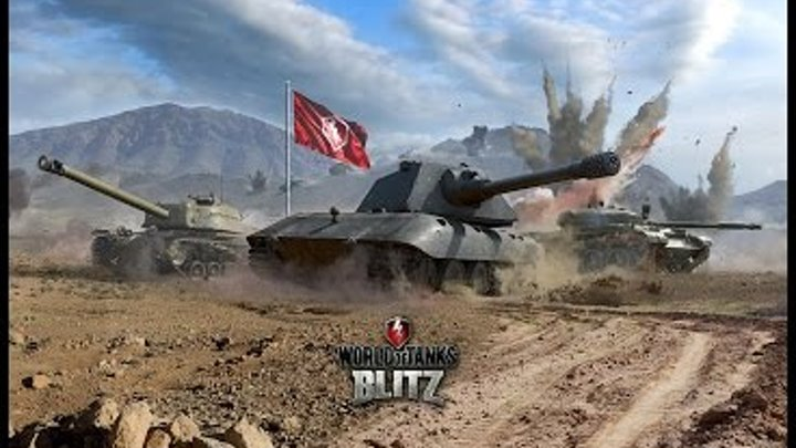 World of Tanks Blitz - Летсплей №1 на Android