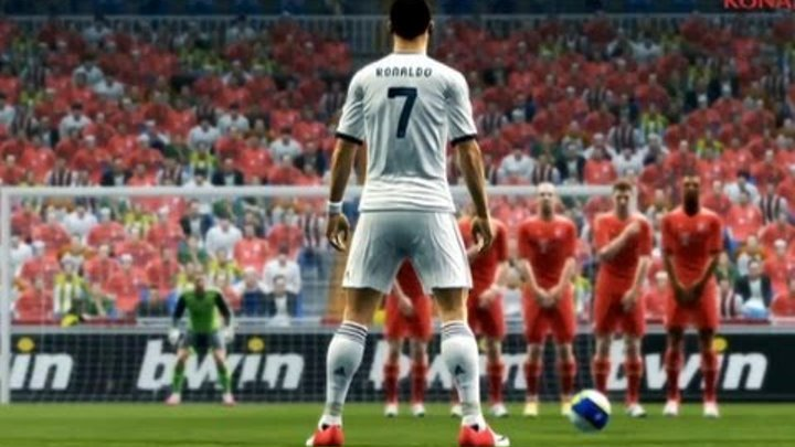 Pro Evolution Soccer 2013 - Trailer GamesCom 2012 - PS3 / Xbox 360 / PC