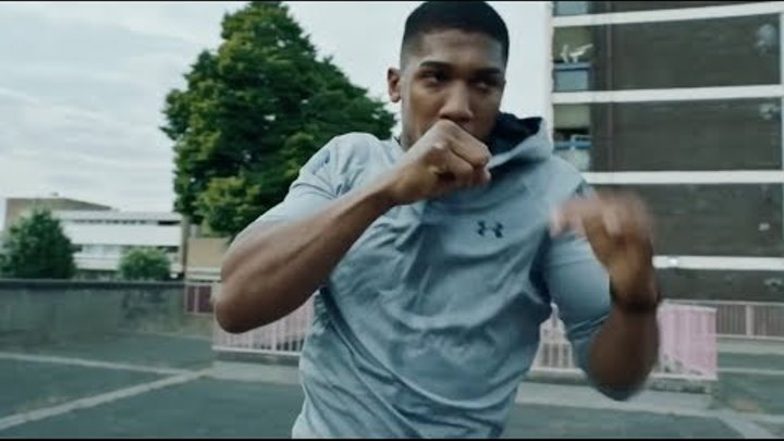 Рацион чемпиона мира по боксу. Энтони Джошуа ( Anthony Joshua)
