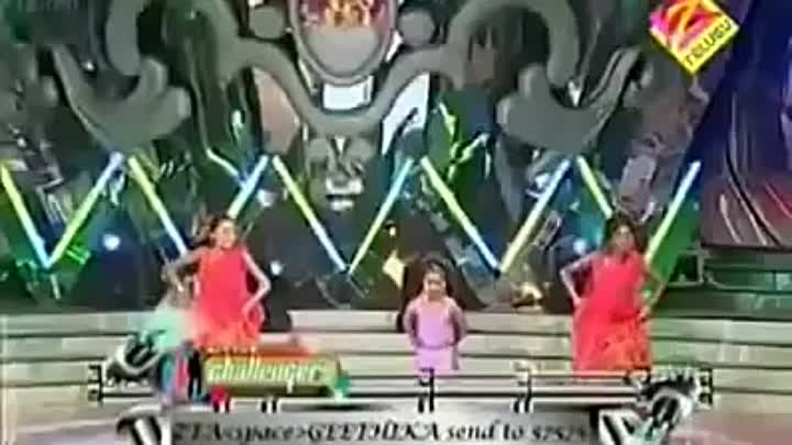the best dance of Young girl from India.