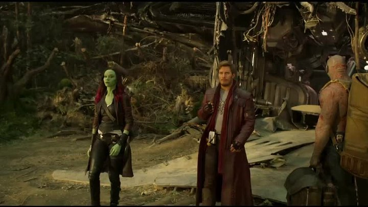 Guardians of the Galaxy Vol. 2 Official Teaser Trailer 1 (2017) Altyazili