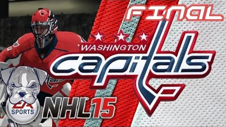 NHL 15 HUT | WASHINGTON CAPITALS / Match #FINAL (Онлайн-сезон | 7 дивизион) [PS4]