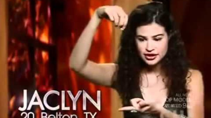 ANTM 16: Jaclyn's Funny and Cute Moments