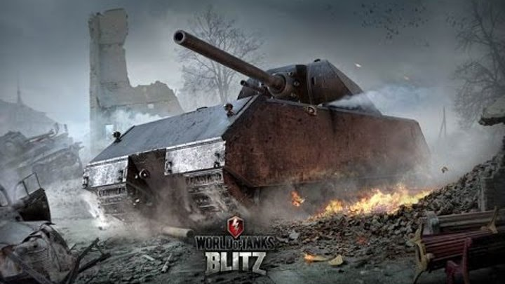 World of Tanks Blitz - Летсплей № 44 на Android