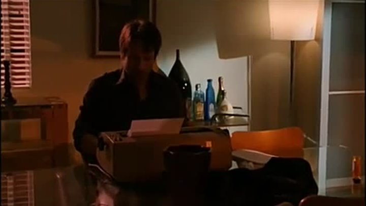 Californication - Hank Moody's letter to Becca - YouTube4
