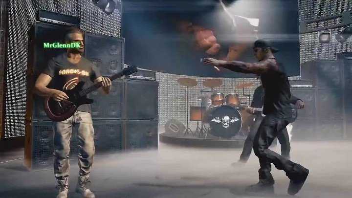 Call Of Duty- Black Ops 2 - (End Credits) Avenged Sevenfold