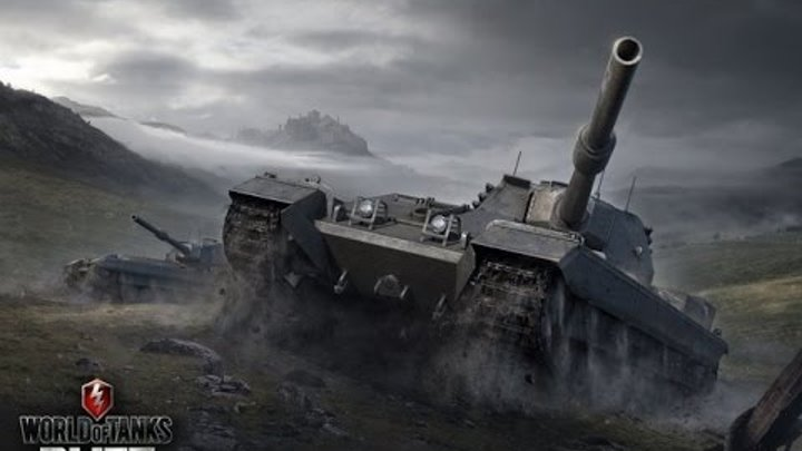 World of Tanks Blitz - Летсплей № 46 на Android