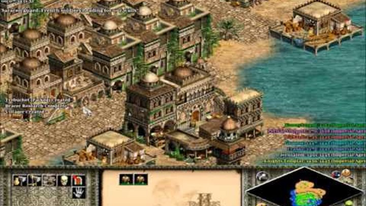 Age of Empires 2 HD Edition, Saladin Campaign Mission 6 The Lion and the Demon