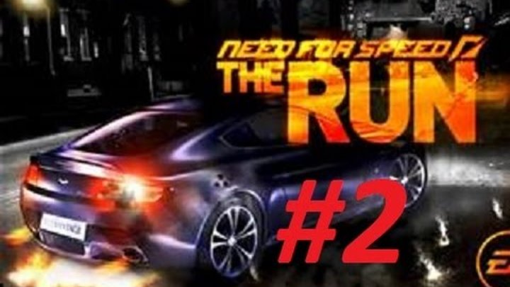 Need For Speed The Run-part 2