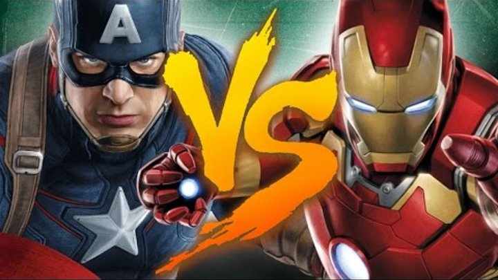 ЖЕЛЕЗНЫЙ ЧЕЛОВЕК ПРОТИВ КАПИТАНА АМЕРИКА / IRON MAN VS CAPTAIN AMERICA GTA