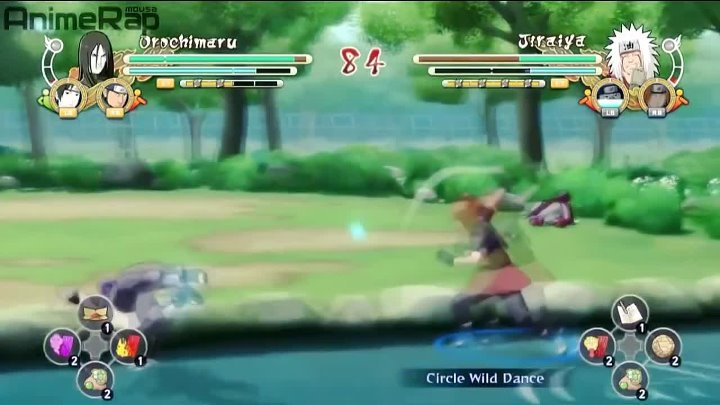 AnimeRap - Orochimaru Ultimate Ninja Storm 3 - YouTube[via torchbrowser.com]