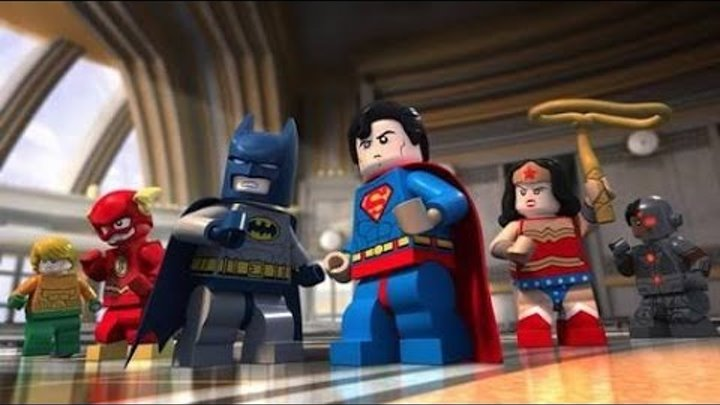LEGO® DC Super Heroes Team Up - Android Gameplay