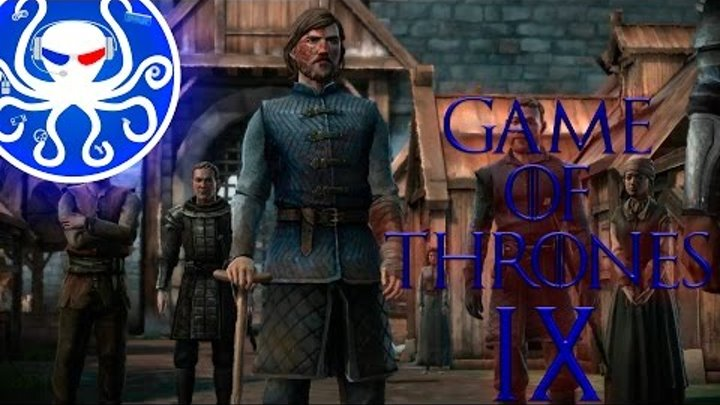 Game of Thrones - ATGS (with webcam) Ep.3 #3 - Кремень