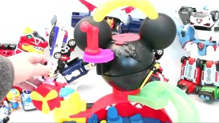 GIANT EGG SURPRISE OPENING Mickey Mouse Clubhouse Minnie