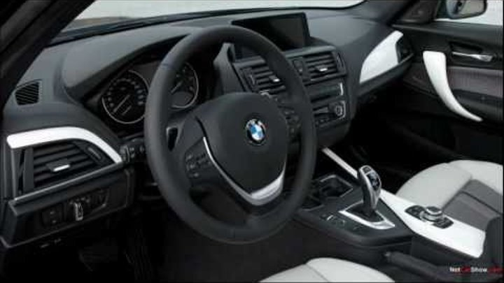 2012 BMW 1-Series Interior [120d&116i] (HD)