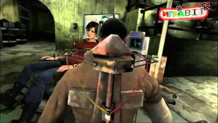 Стрим игры Saw: The Video Game \ Пила Прохождение 1часть