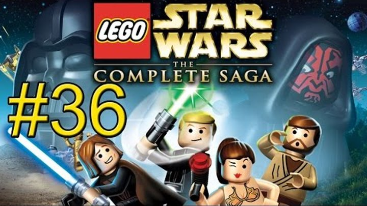 LEGO Star Wars Complete Saga {PC} part 36 — Into the Death Star
