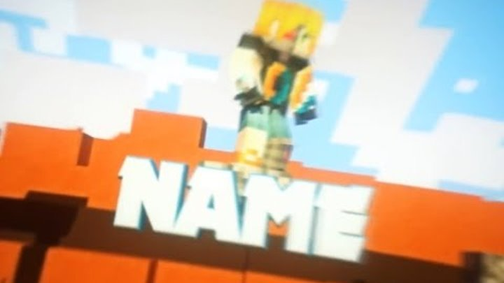 3D AWESOME TOP 10 Minecraft Animation Intro Template | Free Download [C4D,  AE]
