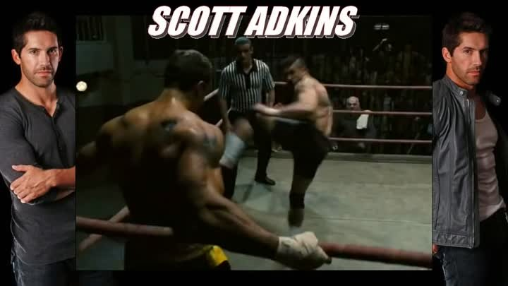 Scott Adkins - Music Video Tribute